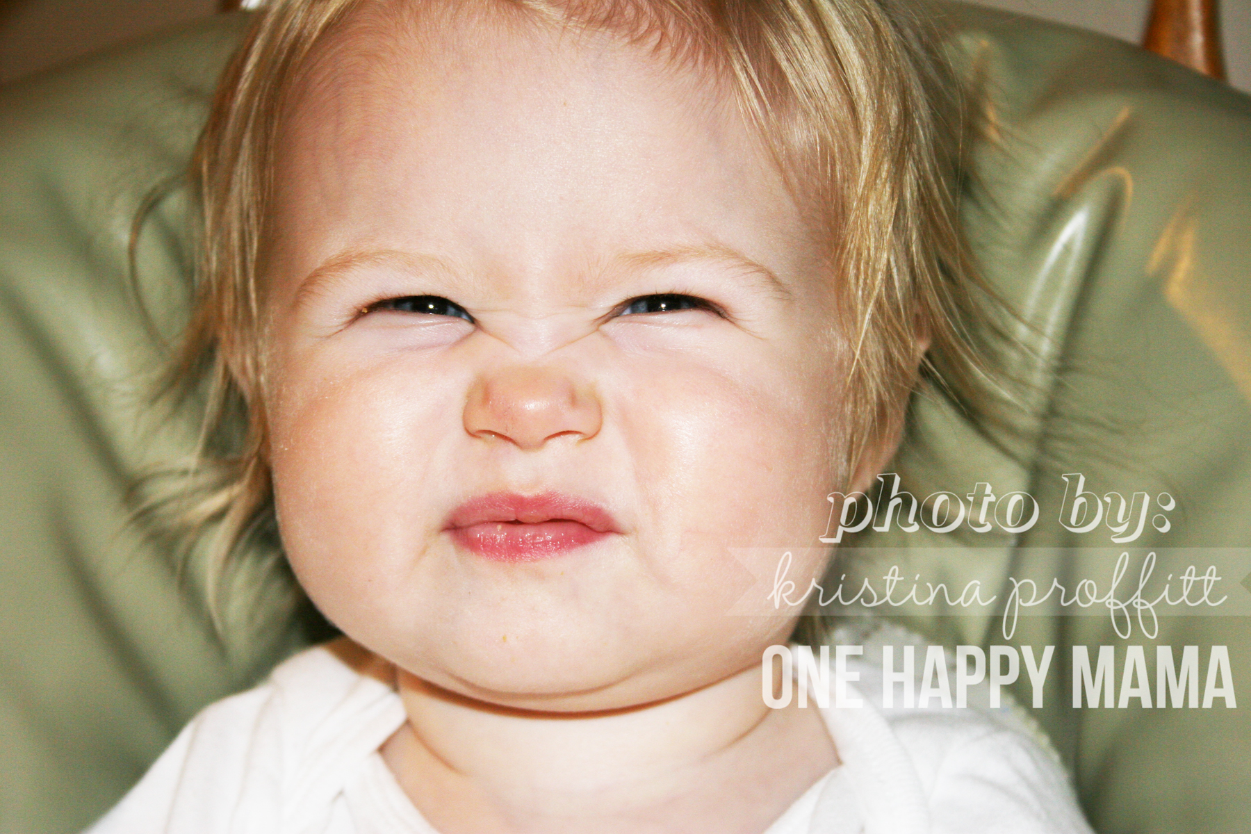 Squishy Face : The squishy face - One Happy Mama