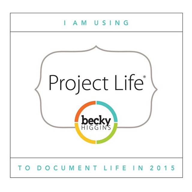 If you don't know what Project Life is you MUST check it out. Like right now. ? I have been using Project Life to record my family's memories for the past few years now and it's awesome!! So simple and stress-free! Follow @beckyhigginsllc to learn more! Document your life! ? #projectlife #scrapbooking #memorykeeping