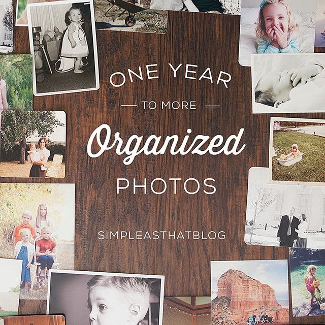 Check out my friend @rebecca_simpleasthat and her awesome 12-part series on her blog, Simple As That, that started this week! I SO need this! #excited #memorykeeping #photos
