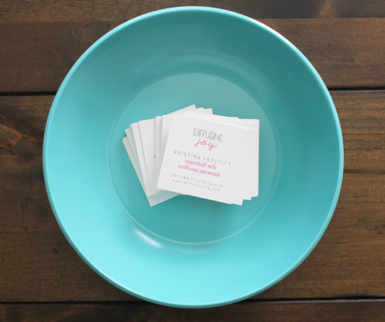 Business archives one happy mama diffusing joy business cards from minted colourmoves
